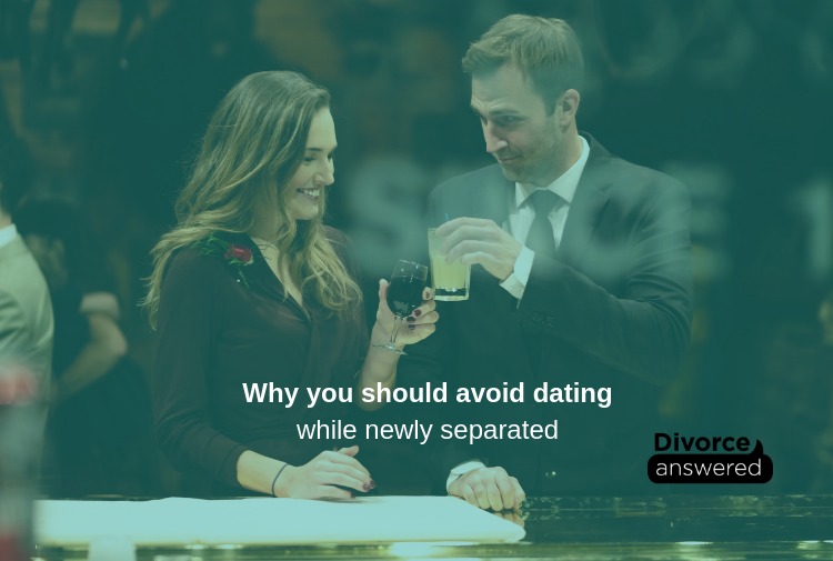 dating wife while separated